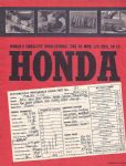 HONDA - C110 - 1963 - ROAD TEST - RT4